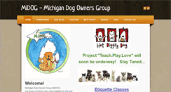 Preview of midog.org