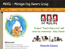 Tablet Preview of midog.org